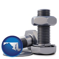 maryland screws, nuts, and washers